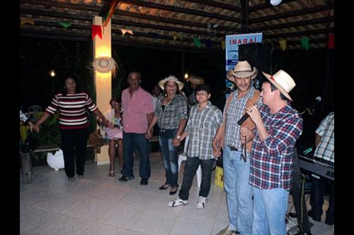 SÃO JOÃO EM MARTINS 2012