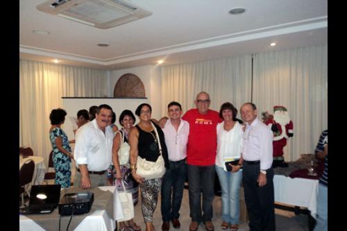 CONFRATERNIZAÇÃO NATALINA 2011
